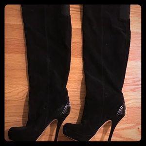 💰Flash Sale💰H by Halston OTK Stiletto Boots
